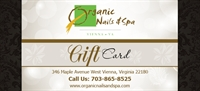 Organic Nails Custom Gift