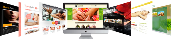 Website Designs MyESalon
