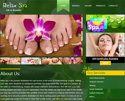 Relaxing Spa 2
